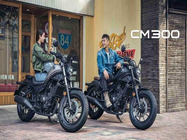 新大洲本田CM300CM300 局部细节展示