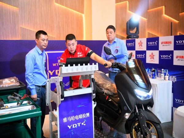 2020 雅马哈YDT技师中国大奖赛精彩视频合集