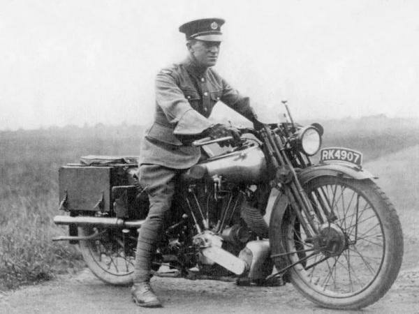 那些知名摩托车品牌的成长故事!