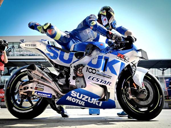 MotoGP技术杂谈:回顾Suzuki过去六年的足迹3