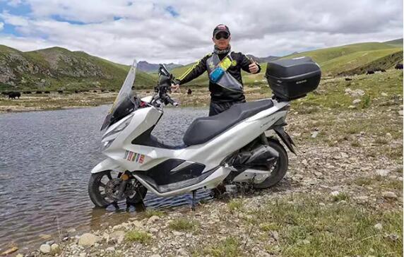 �主故事丨摩旅33天,Honda PCX漫游山�|到西藏(上)