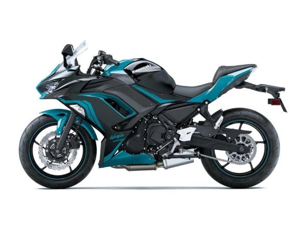 2021新款川崎Ninja650/Z650发布新配色