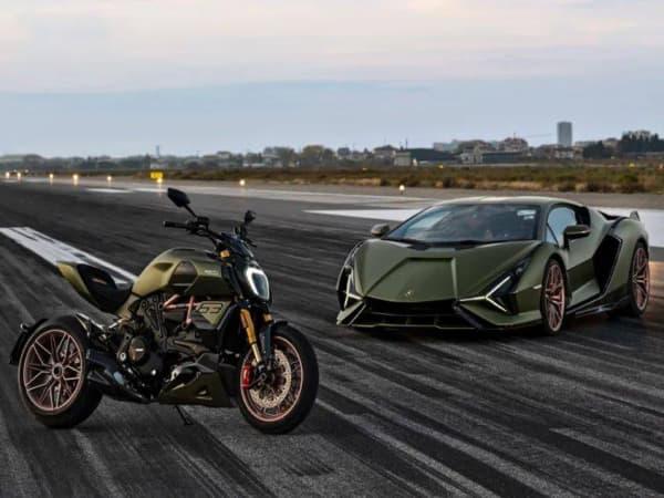 2021年杜卡迪官方表示将会引进5款车型