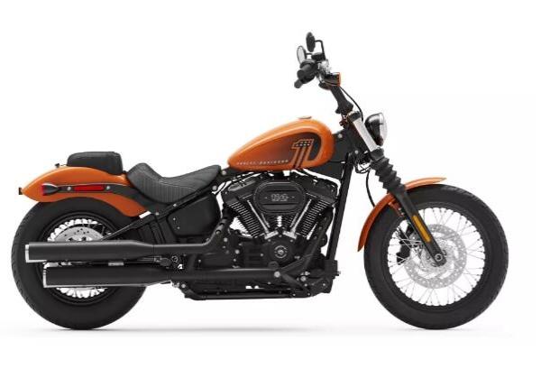 哈雷 Harley-Davidson街霸114 Street Bob114
