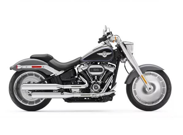 哈雷 Harley-Davidson 肥仔