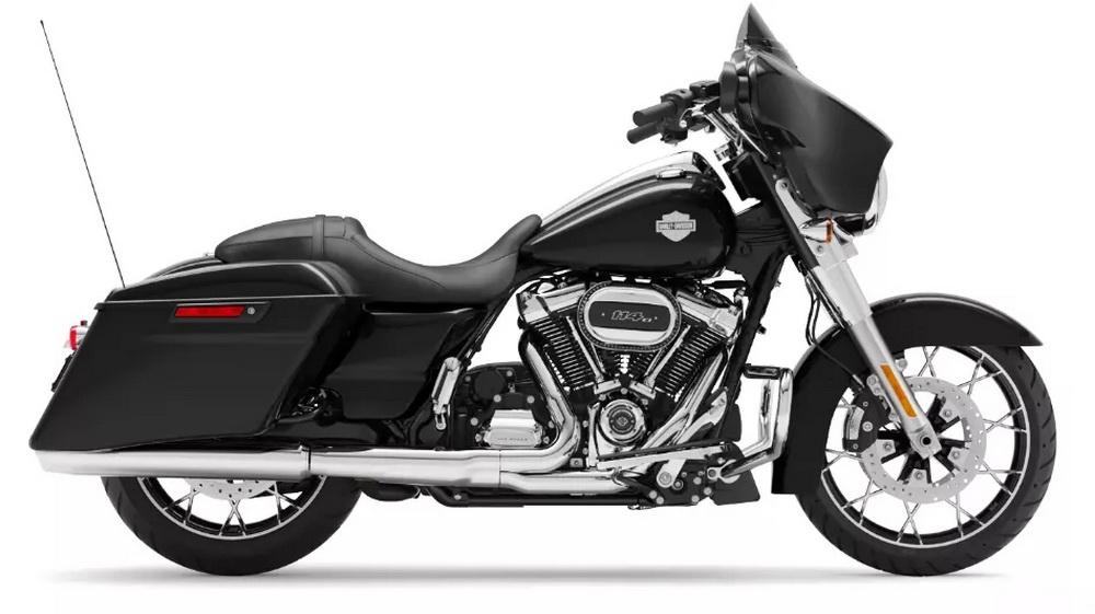 哈雷 Harley-DavidsonStreet Glide Special 大道滑翔定制版  2021款Street Glide Special 大道滑翔定制版