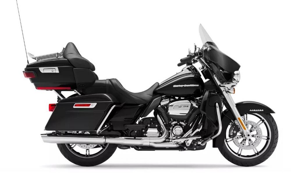 哈雷 Harley-DavidsonUltra Limited 旗舰滑翔  2021款哈雷Ultra Limited 旗舰滑翔 整车展示