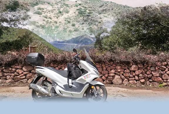 �主故事丨摩旅33天,HondaPCX漫游山�|到西藏(下)
