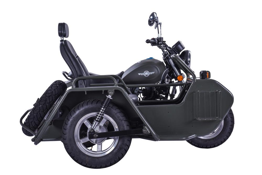 银钢YG200B-A 整车展示