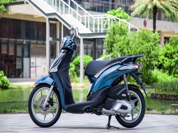 Liberty带你体验自由的风开启摩托生活方式