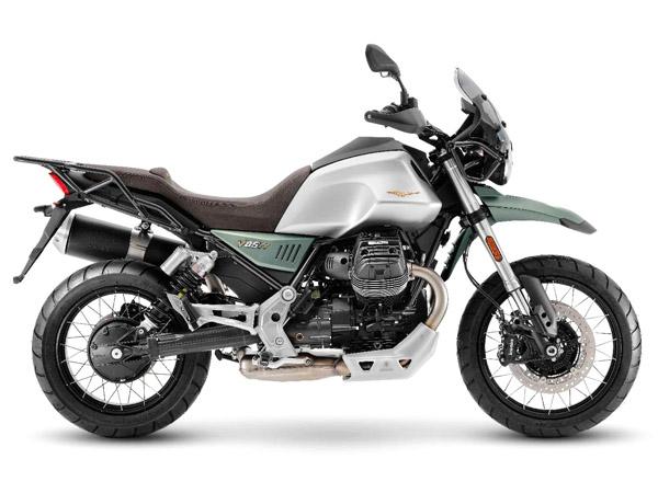 摩托古兹Moto Guzzi V85TT Livrea Centenario