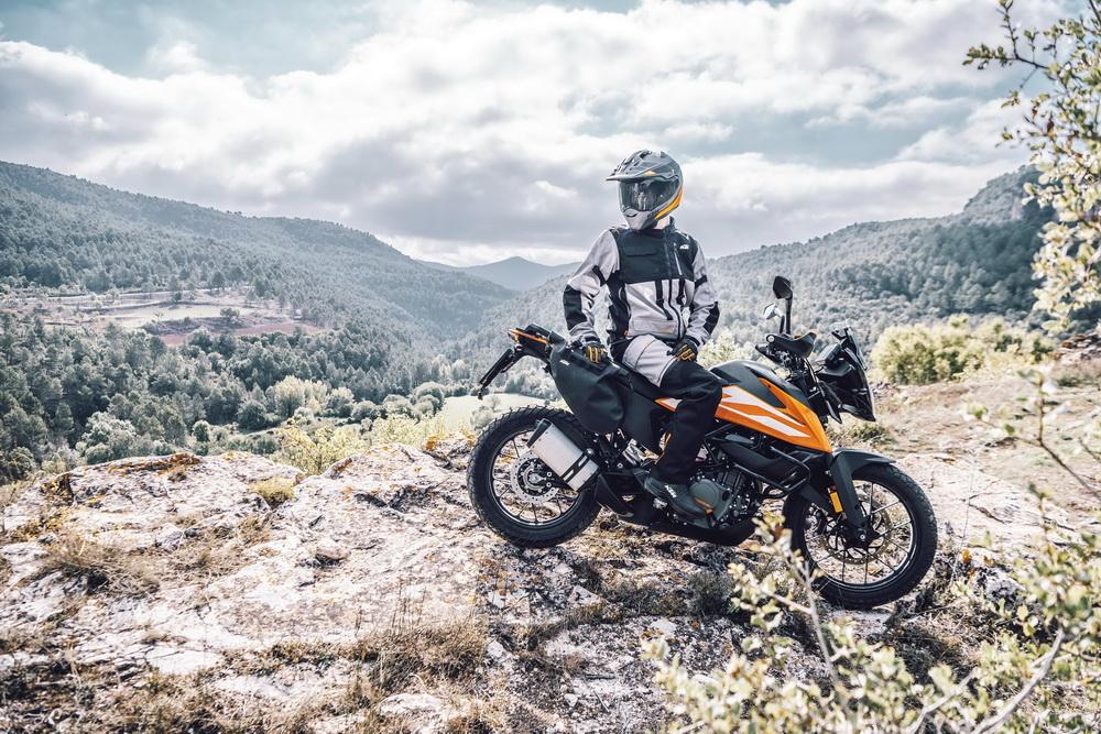 KTM 250 Adventure 实拍