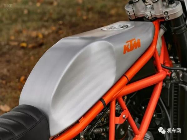 大圆灯的KTM是怎样的?