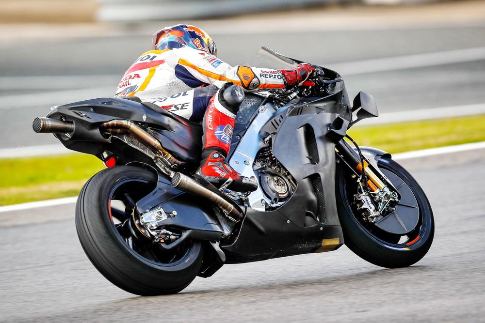 MotoGP技术杂谈 2021版的RC213V?(下)