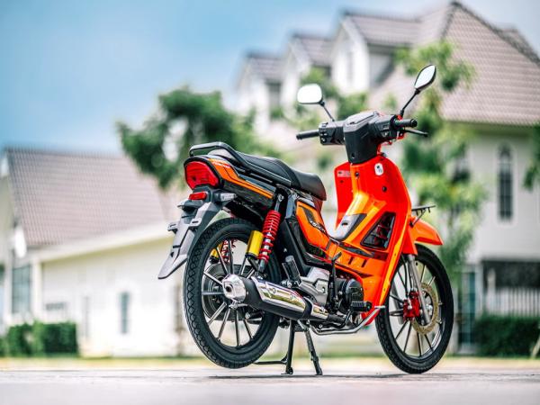 2021款泰国GPXRock110新图案
