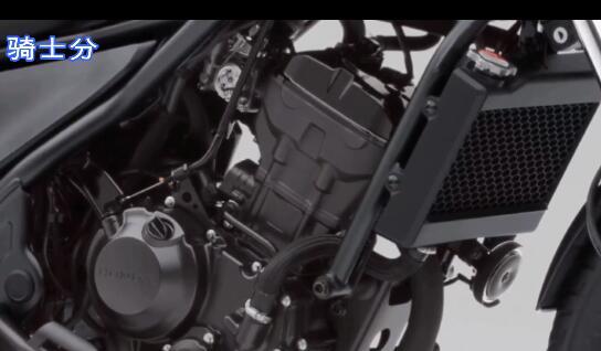 本田CM300单缸和豪爵DR300双缸,有什么区别?