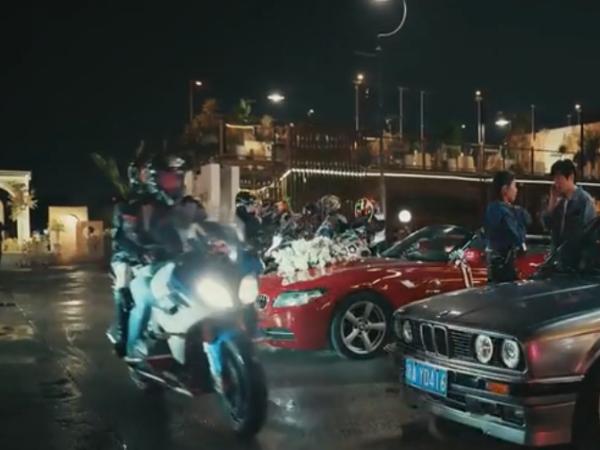 宝马发布情人节短片《婚礼》 多款经典车型现身
