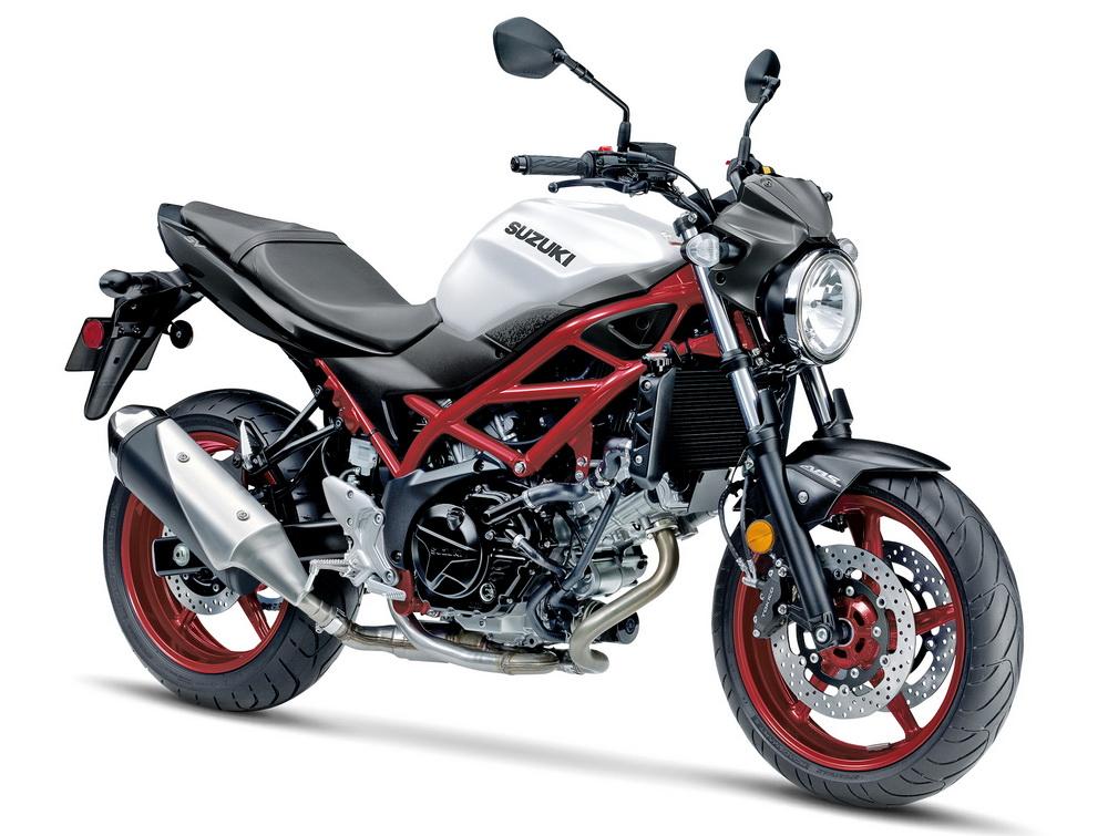 2021 SV650美国版以及日本本土版