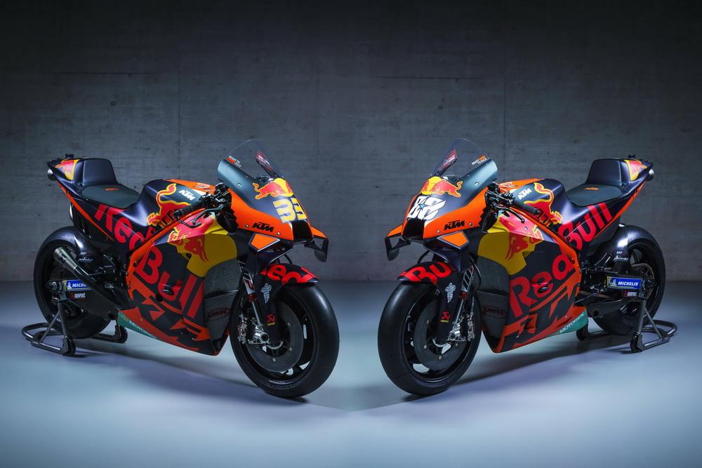 KTMRC162021 MotoGP KTM �S�版�� RC16