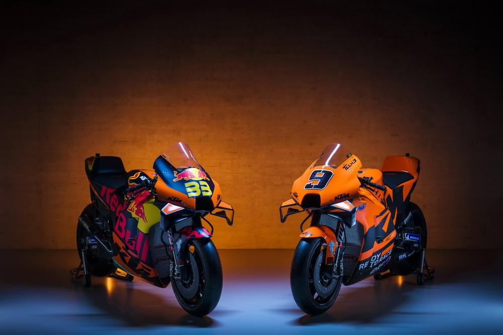 KTMRC162021 MotoGP KTM RC16 ��特��