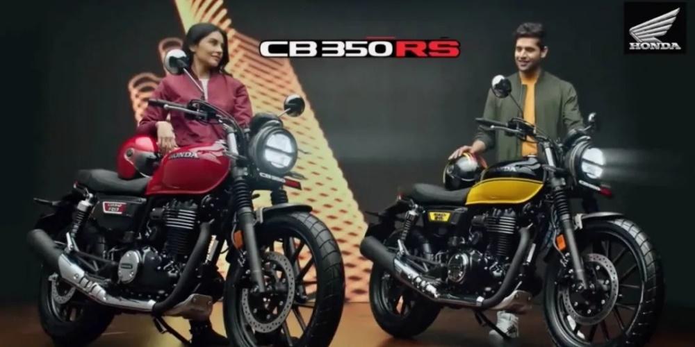 传说中质感不输公升级大排量的CB350RS