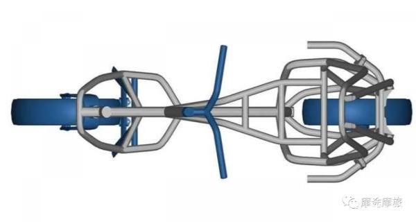 宝马摩托全新专利,更安全的摩托车即将诞生?