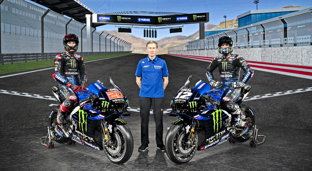 2021 MotoGP雅�R哈工�S���容!