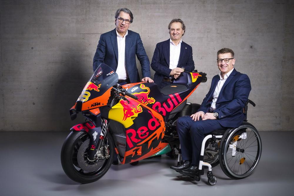 2021 MotoGP KTM工�S���容