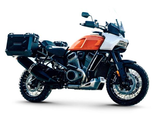 哈雷 Harley-DavidsonPAN AMERICA™ 1250