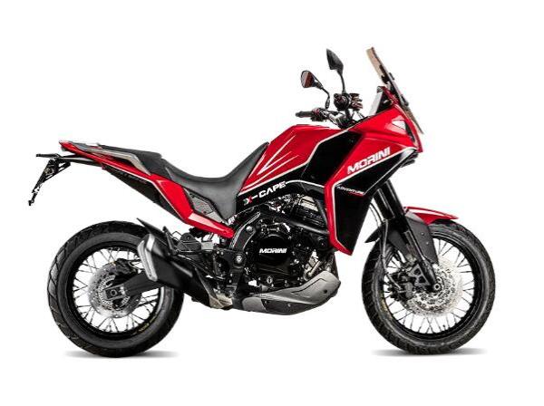 莫里尼 Moto MoriniX-CAPE 650标准版 MM650-A