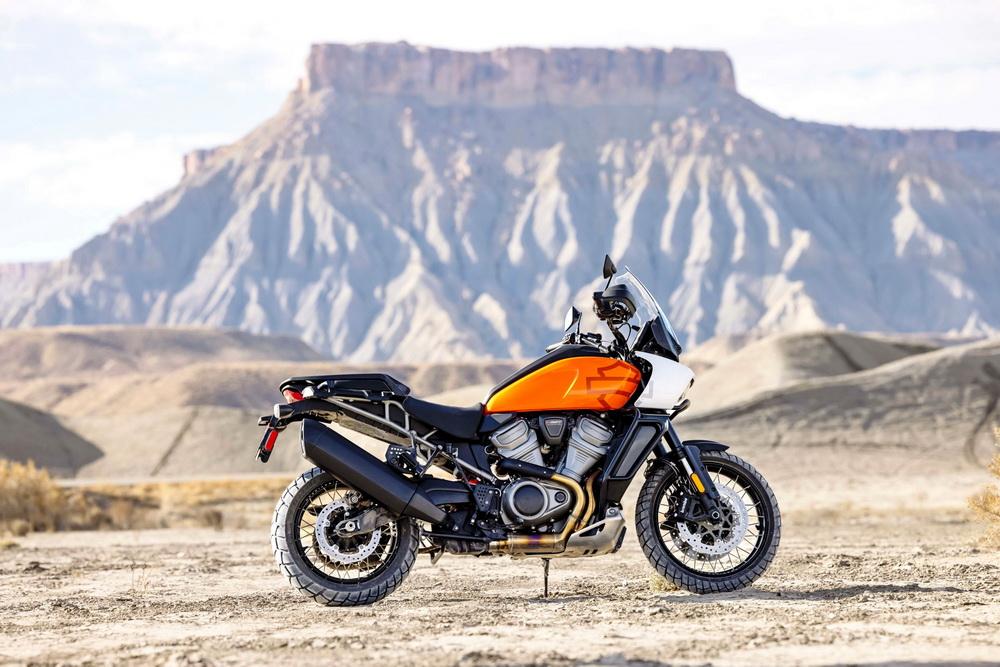 """哈雷 Harley-DavidsonPAN AMERICA™ 1250 Special  哈雷 Pan American 1250 """" 泛美 """" Special实拍!"""
