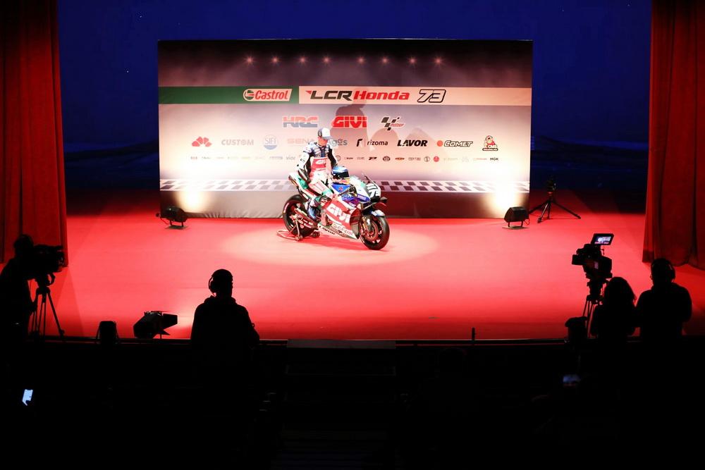 2021 MotoGP:Honda LCR 车队
