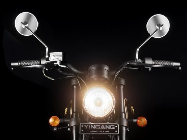 �y�YG300B-A�y�悍路者二代 局部��展示