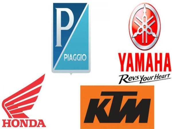 本田、雅马哈、KTM、比亚乔合作!