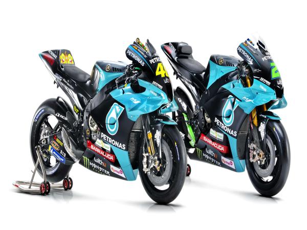 MotoGP 2021:�R��油 SRT MotoGP ��