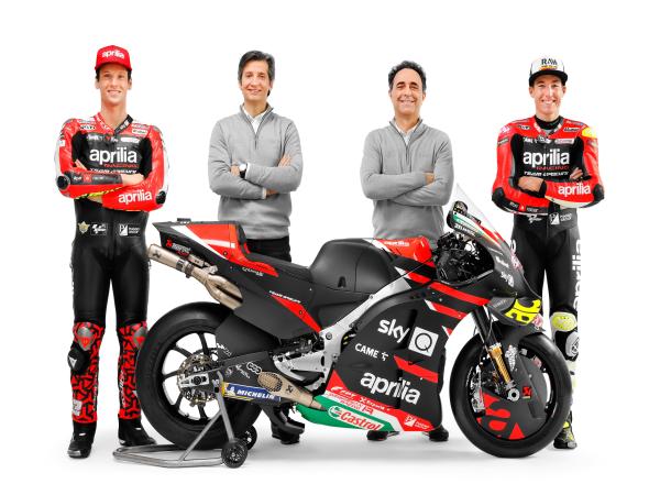 2021 MotoGP:阿普利��吉斯尼��