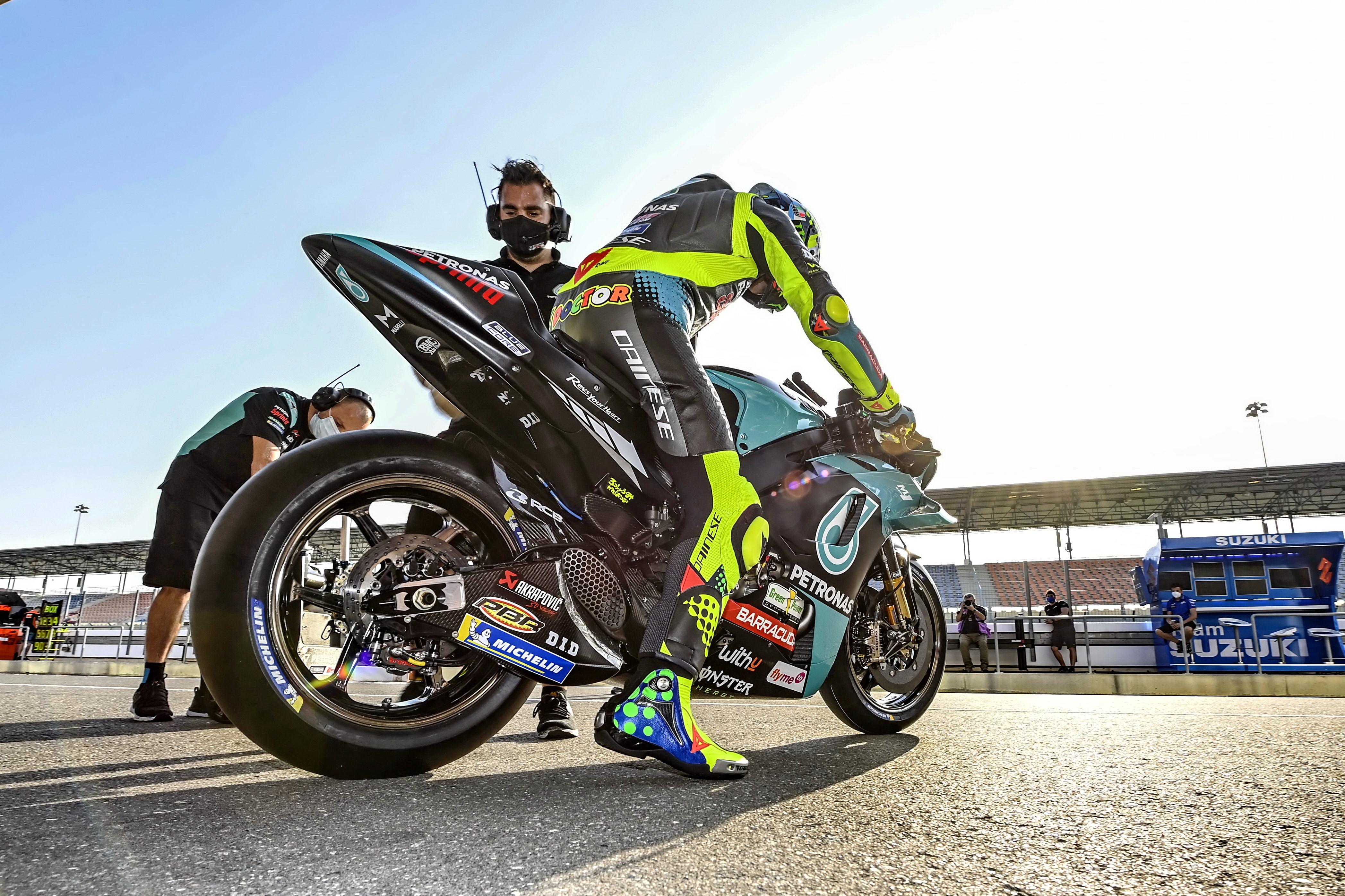 2021 MotoGP 季前�y�:VR46 �道特��(1)