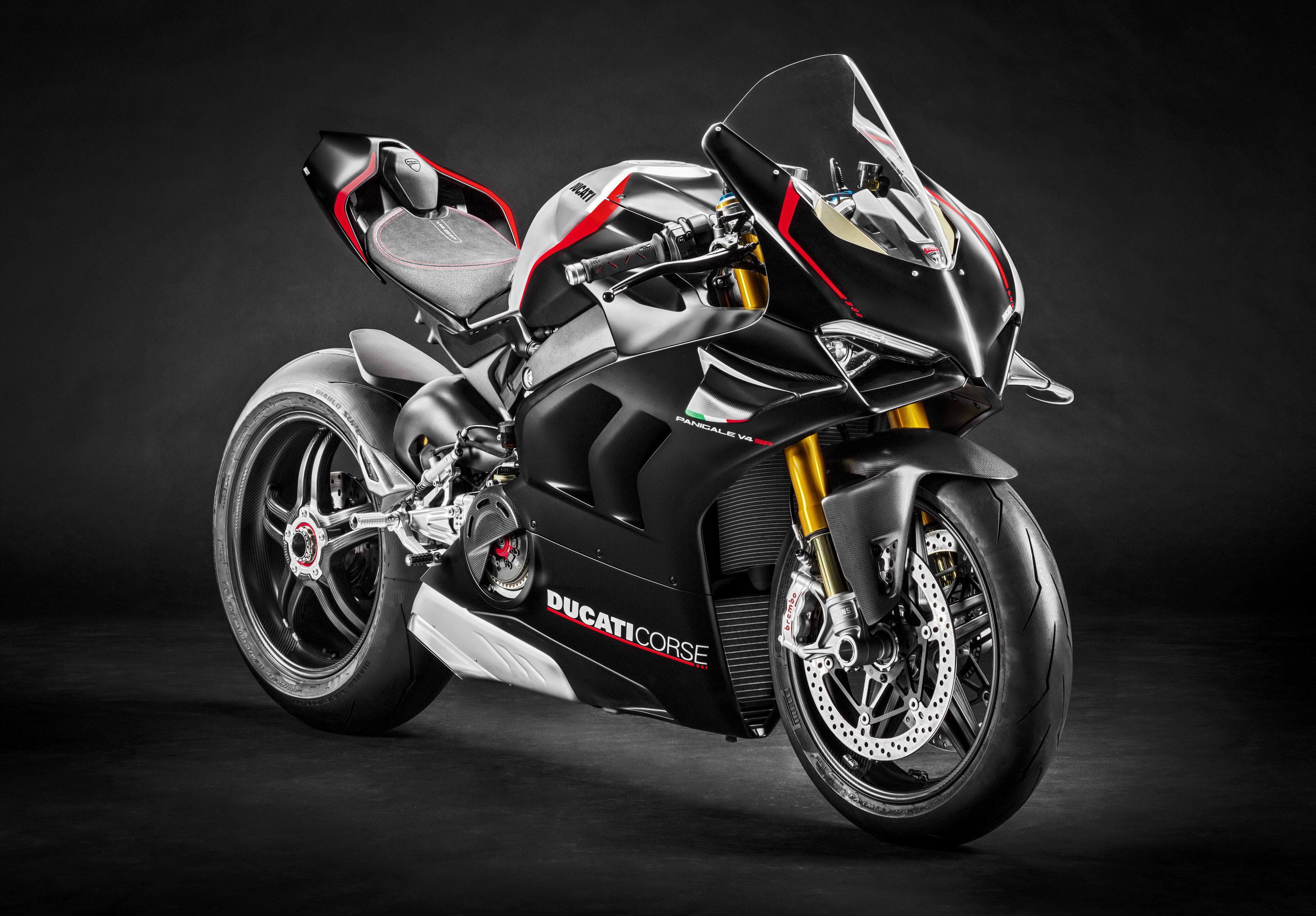 杜卡迪 DucatiPanigale V4杜卡迪 2021 Panigale V4 SP 外�^