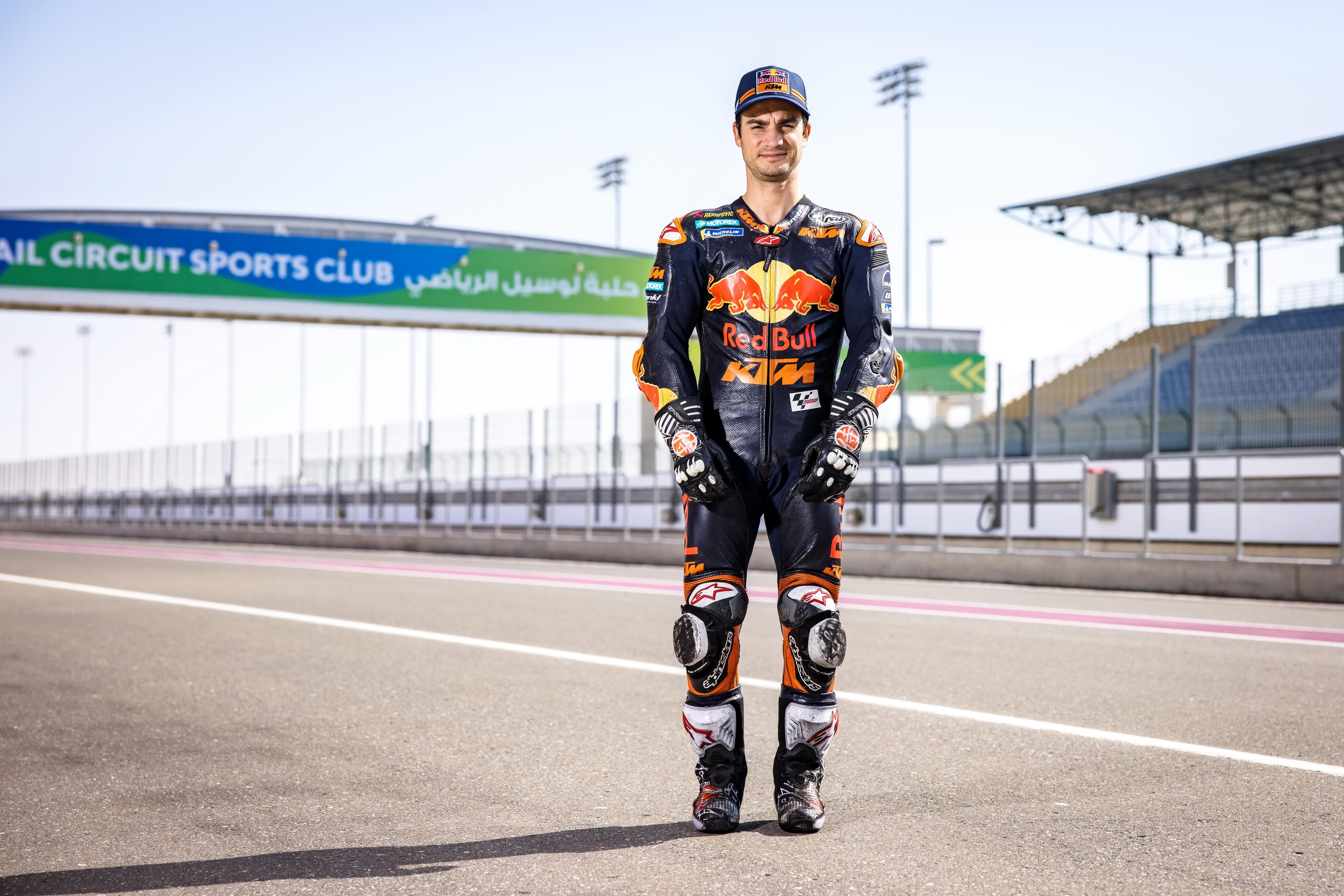 2021 MotoGP:卡塔��季前�y�、KTM �S�篇(1)