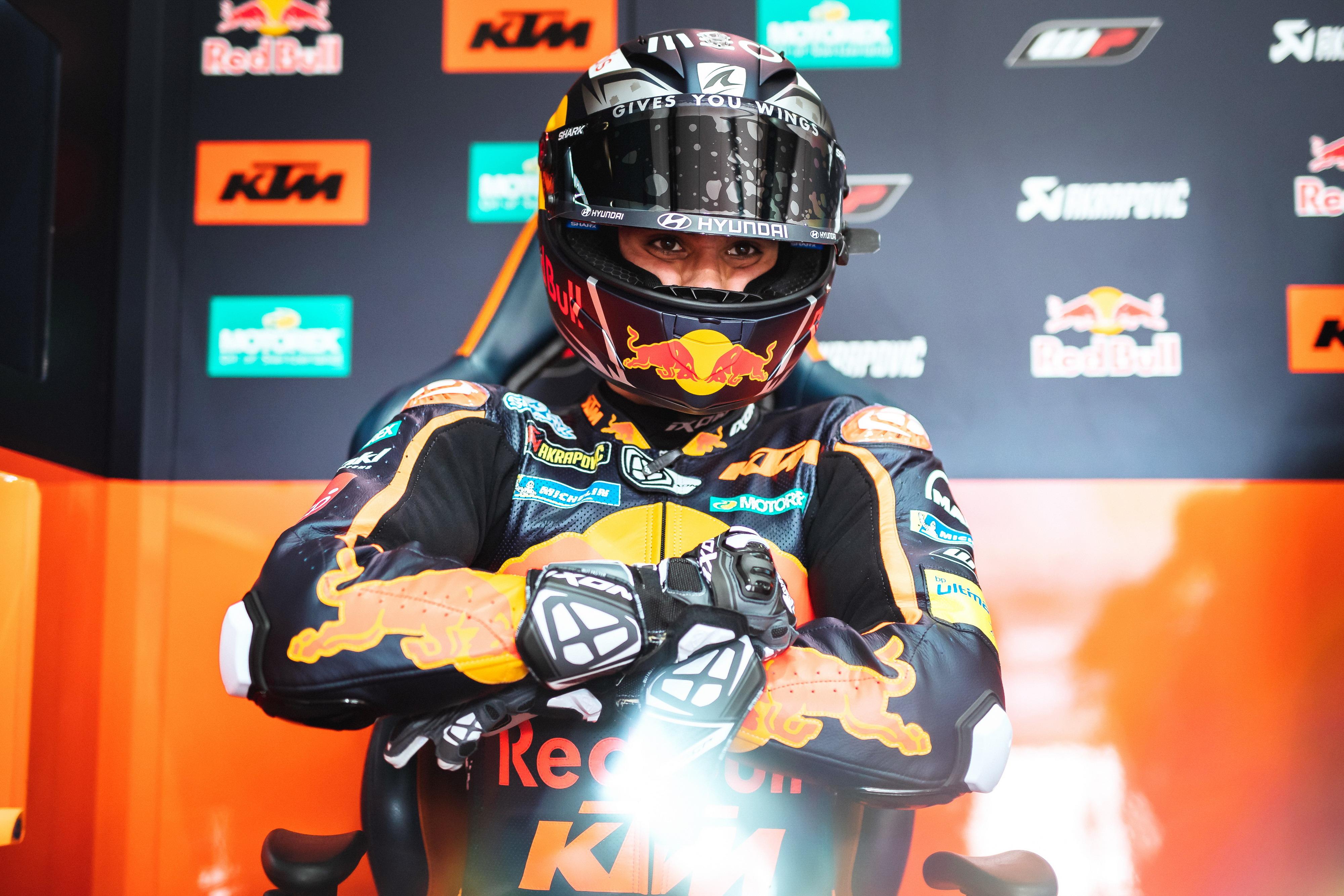 2021 MotoGP:卡塔��季前�y�、KTM �S�篇(2)