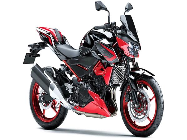 新图案:Kawasaki2021Z400泰国版