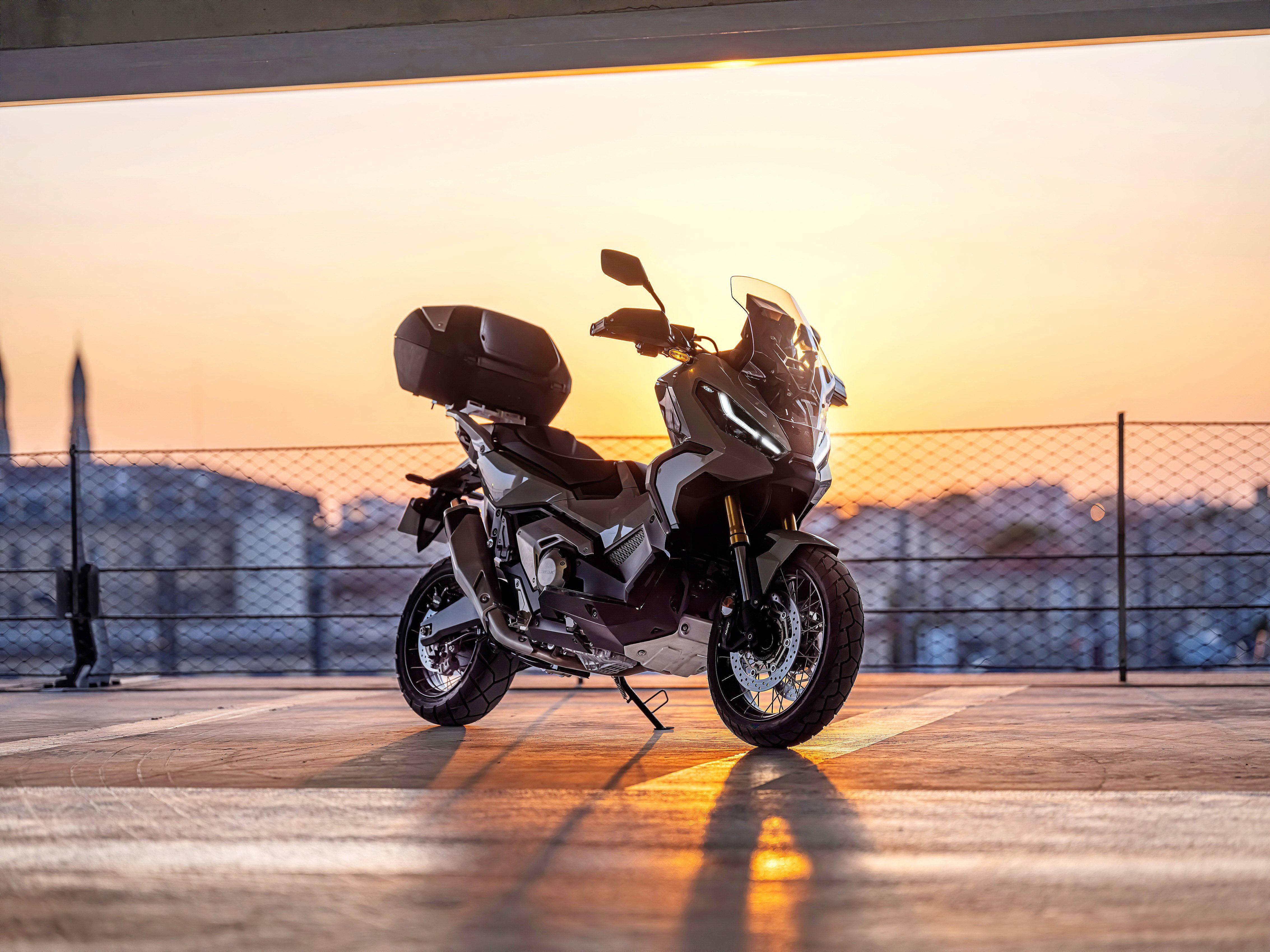 本田 HondaX-ADV 750高清:Honda 2021 X-Adv