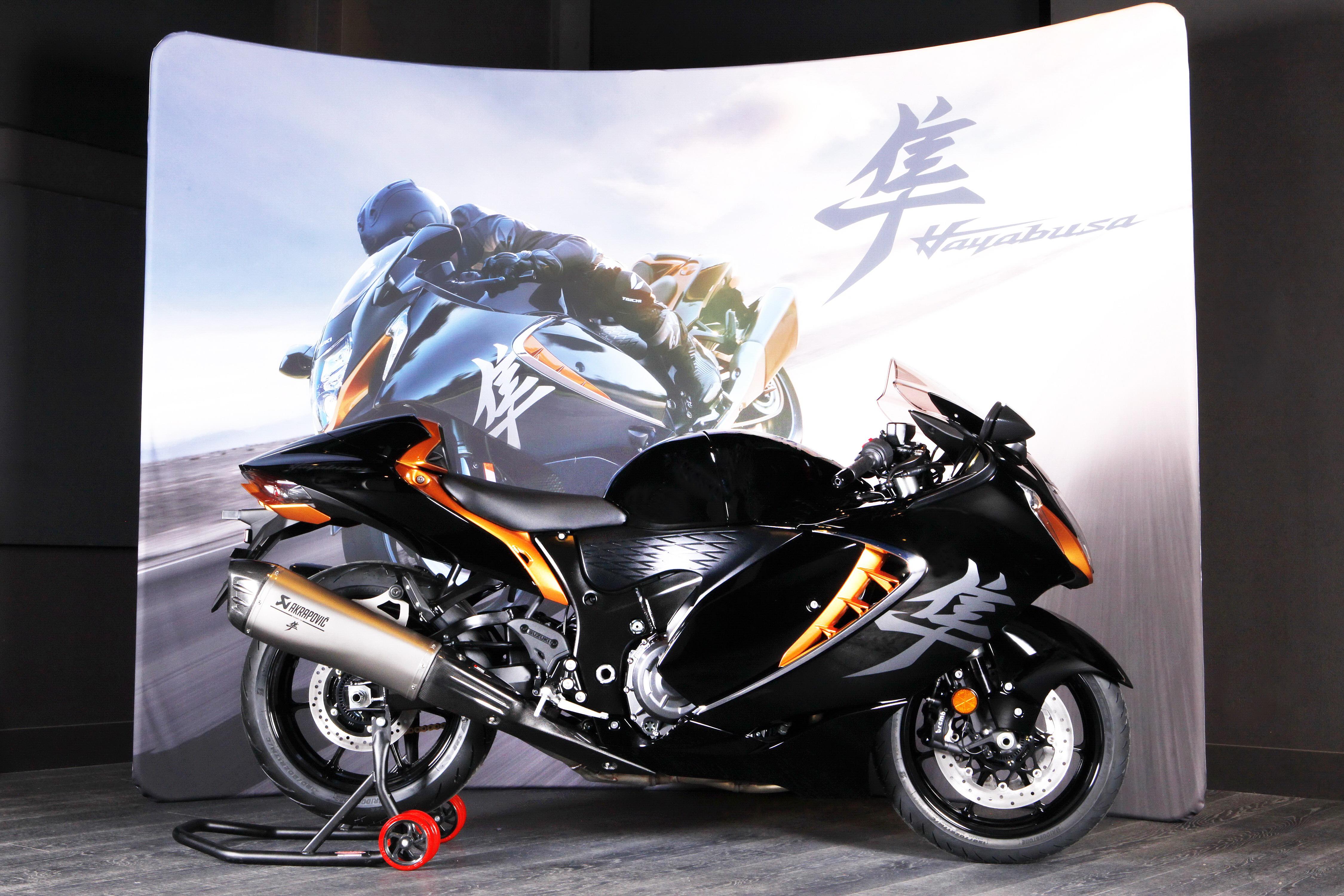 �木 SuzukiHayabusa 隼GSX1300RSuzuki 2021 GSX1300R 隼 Web 限量版