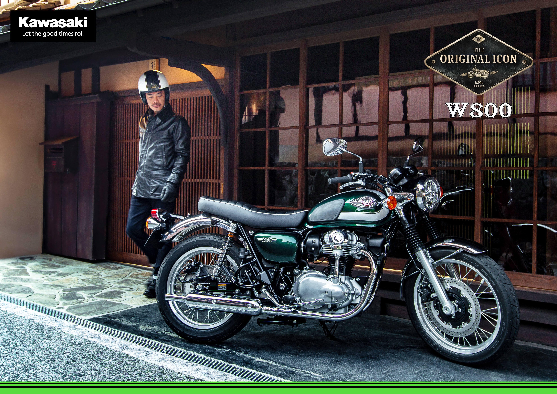 川崎 KawasakiW800�L情特��:Kawasaki 2020 W800