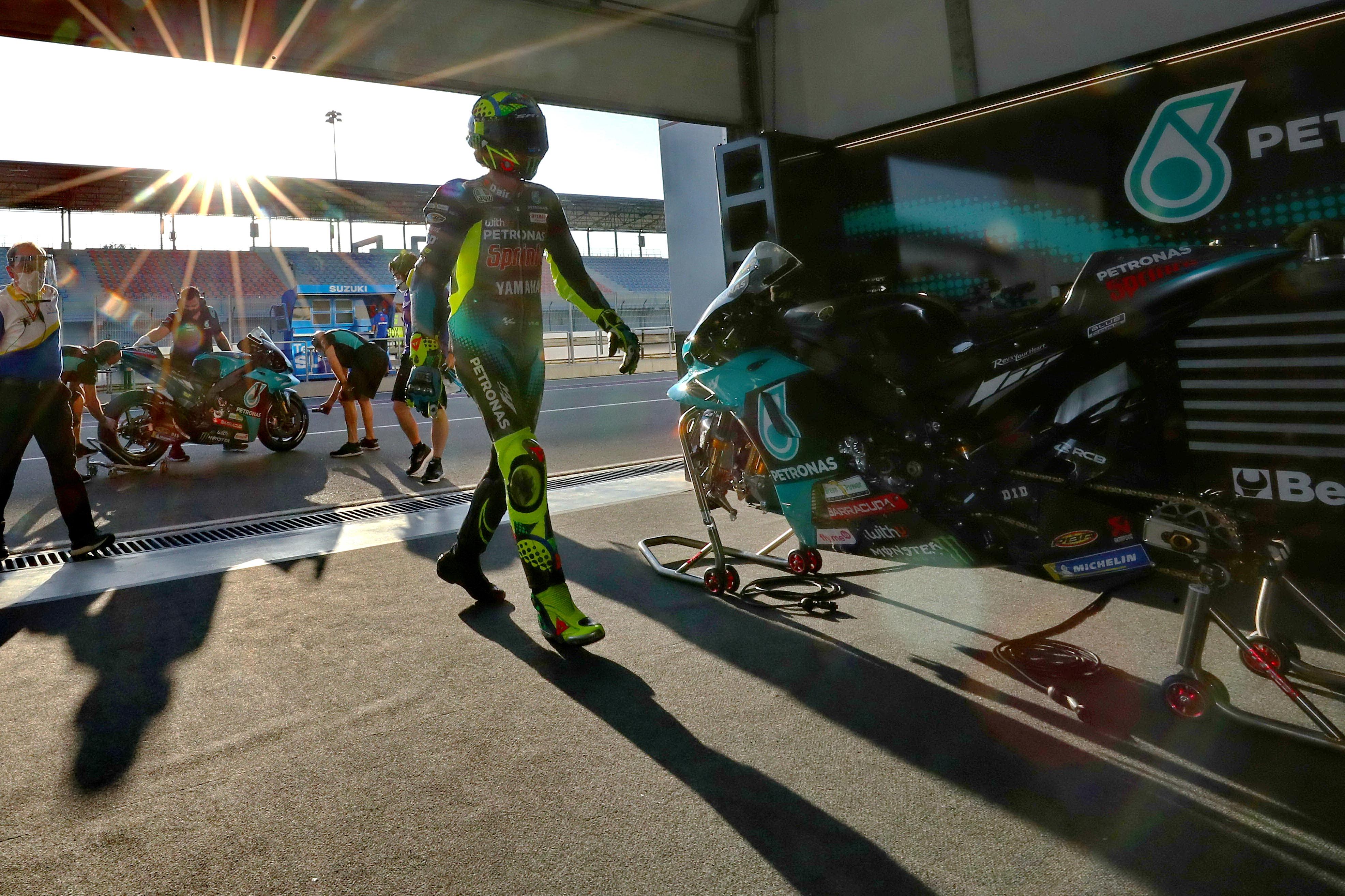2021 MotoGP:VR46 �_斯、夕�下�w�Y