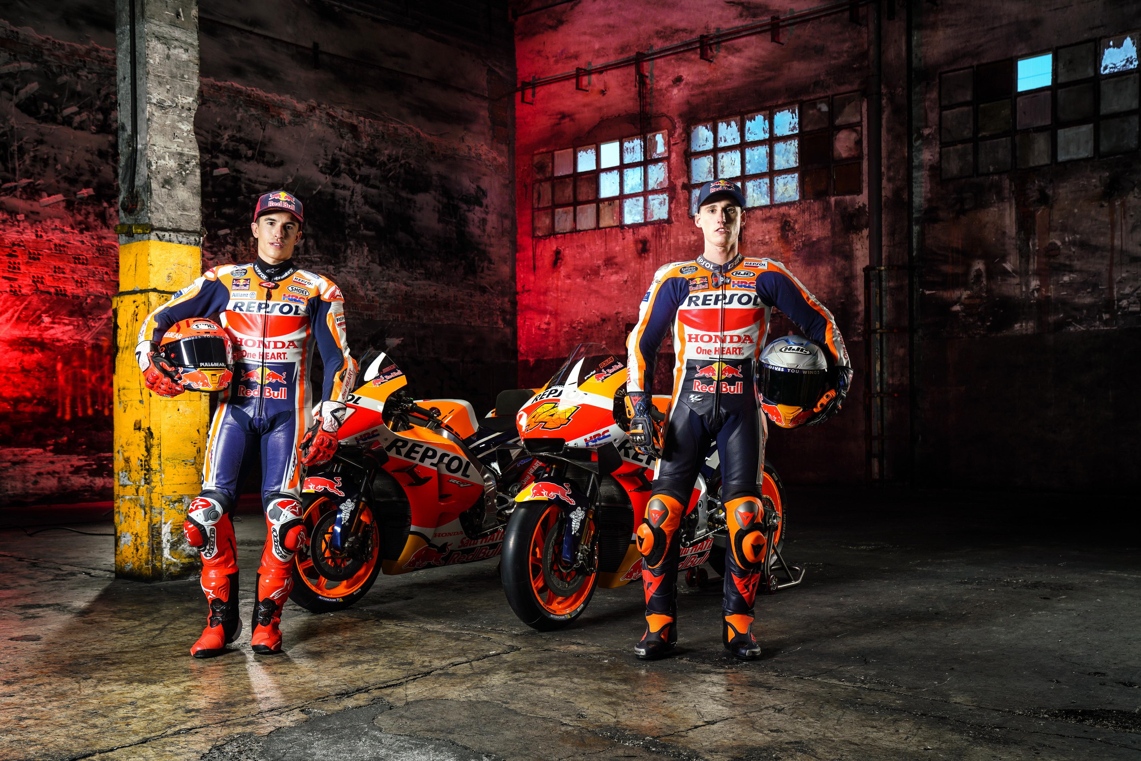 Honda Repsol MotoGP ��拍�z花絮