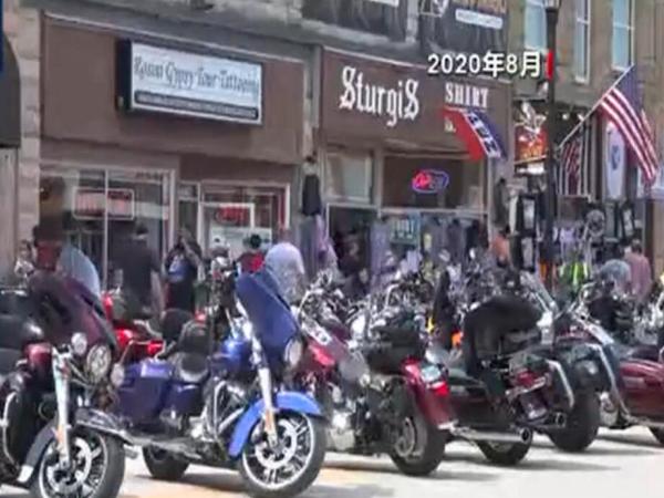 憋不住了 罗里达州将举办大型摩托车活动