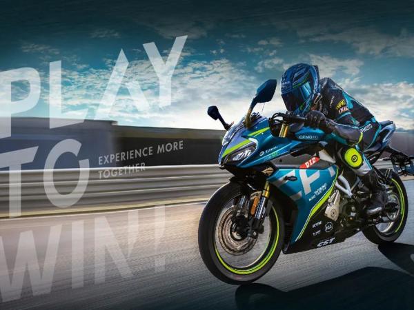 CFMOTO春风250SR运动跑车摩托车ABS版…