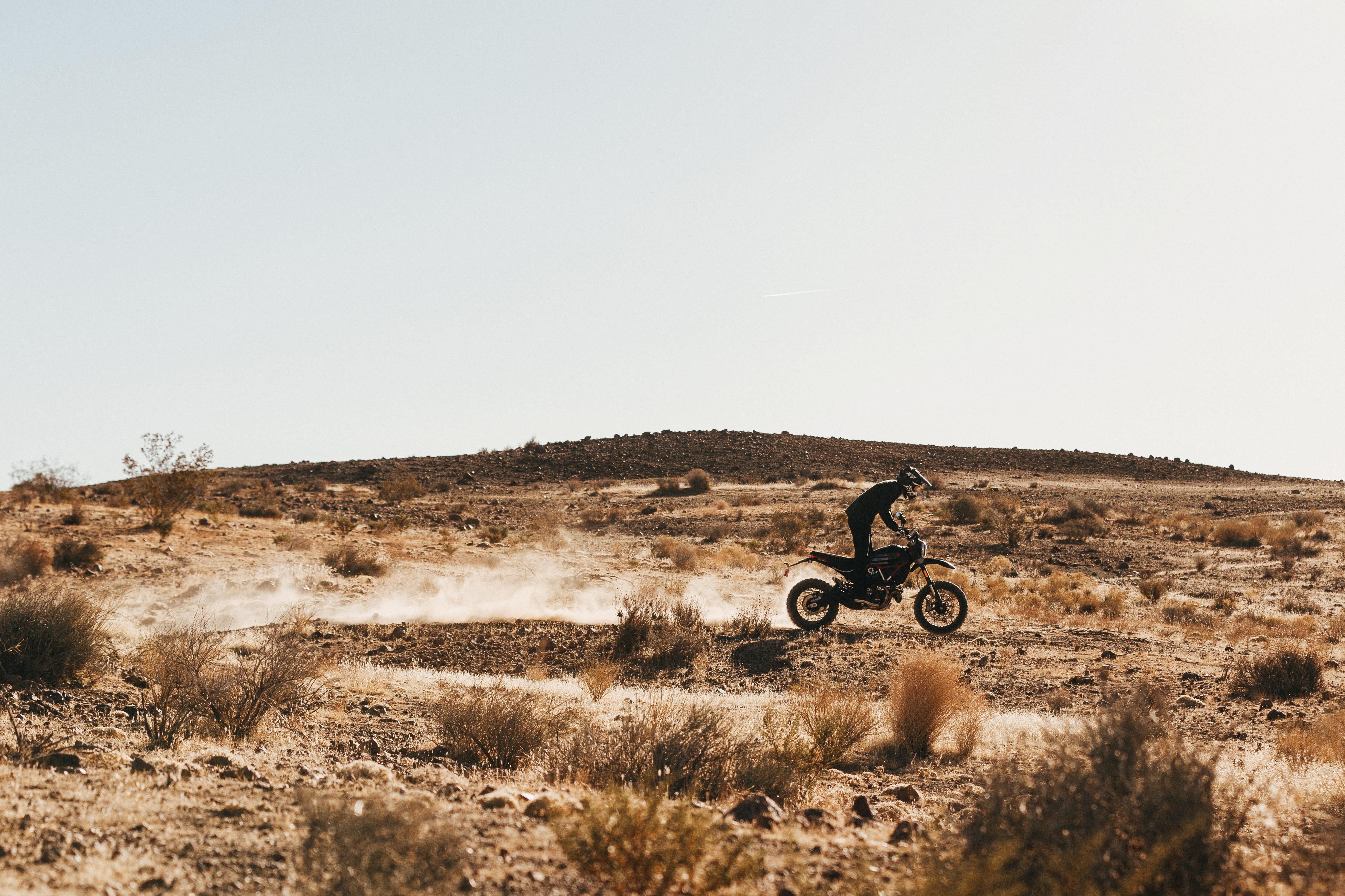 杜卡迪 Ducati沙漠雪橇Desert Sled限量800部、自游 Desert Sled Fasthouse(2)