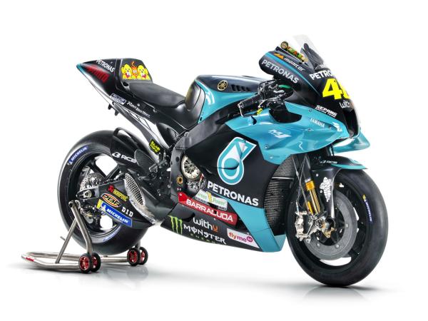 2021 MotoGP:�R��油 SRT ��的 YZR-M1